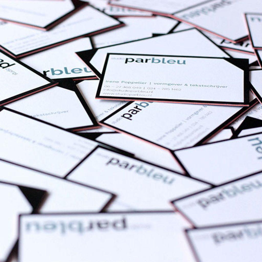Studio Parbleu - Bureau voor vormgeving & tekst