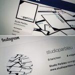 Studio Parbleu op Facebook en Instagram